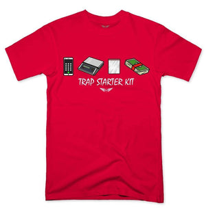 FLY - Trap Starter Kit Tee - Fly Street Life