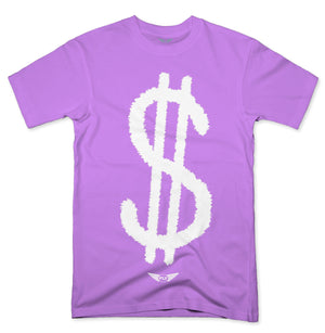 FLY - White Money Sign Tee - Fly Street Life