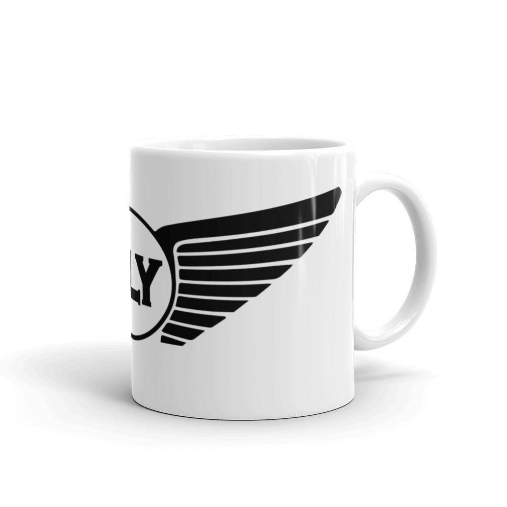 Logo Fly Mug-ACCESSORIES-FLY STREET LIFE-streetwear-from-FlyStreetLife