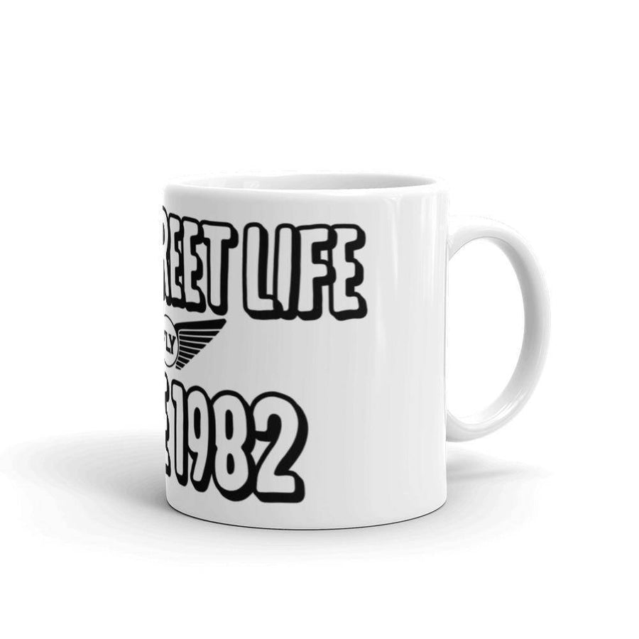 Since 1982 Fly Mug-ACCESSORIES-FLY STREET LIFE-streetwear-from-FlyStreetLife