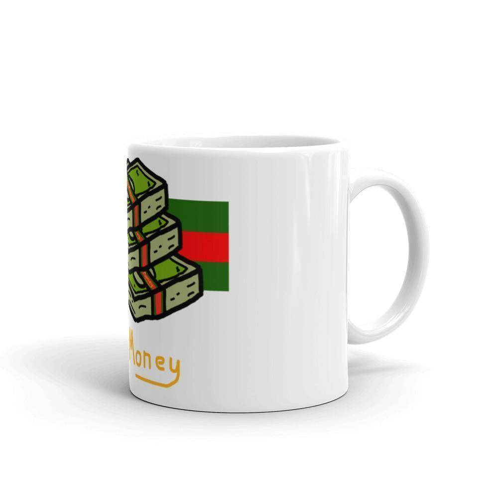 Trap Money Fly Mug-ACCESSORIES-FLY STREET LIFE-Streetwear