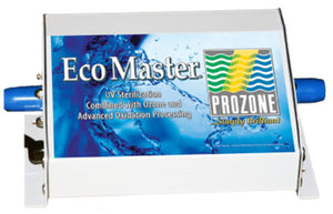 Eco Master® for Spas - UV Sterilizer Combined with Ozone