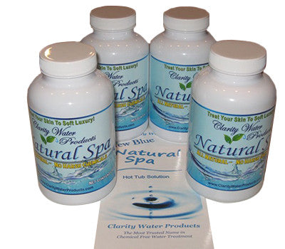 Natural Spa 4 Pack