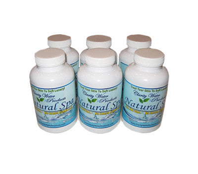 Natural Spa 6 Pack