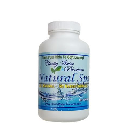 Natural Spa - Natural Hot Tub Water Treatment