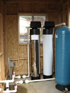 OXY / ION Well Water System