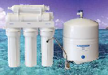 Water Saver High Efficiency 4 Stage Reverse