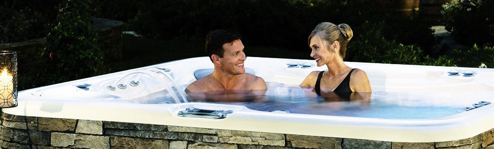 Natural Spa products for hot tub