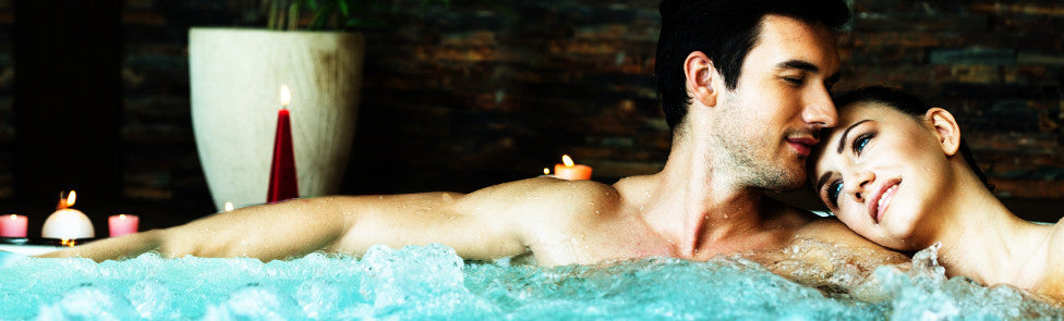 Chemical free hot tub treatments