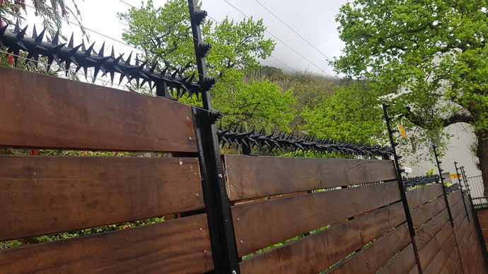 Upgrading your electric fencing with Rola Security Spikes