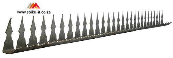 Castle spikes double-sided