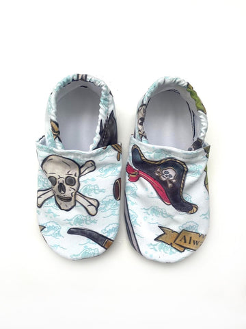 Pirate Swim Booties