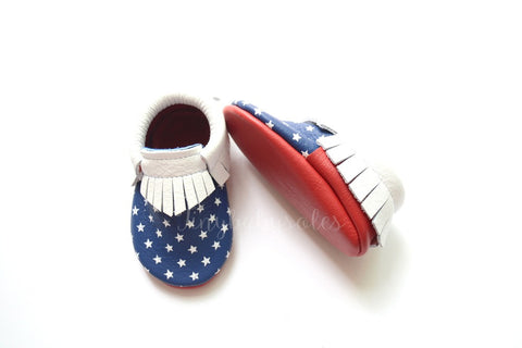Independence Moccasins