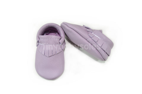 Periwinkle Moccasins
