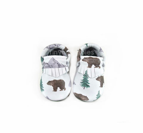 Mountain Bear Moccasins