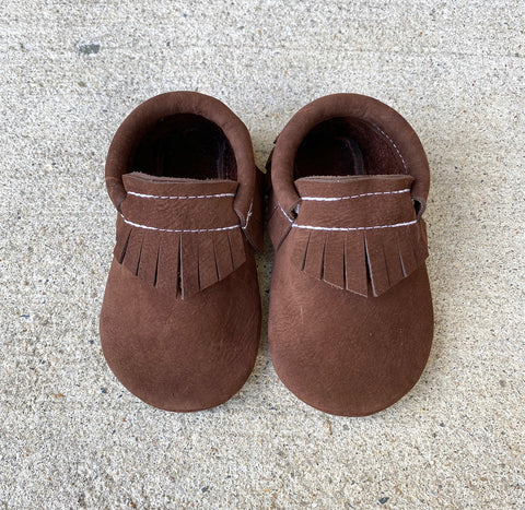 Hickory Moccasins