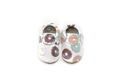 TBS Exclusive- Donut Moccasins