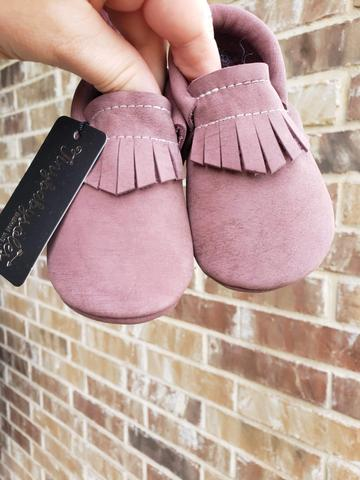 NEW! Rosewood Moccasins