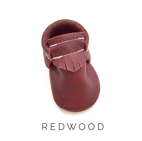 Redwood Moccasins