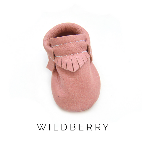 Wildberry Moccasins