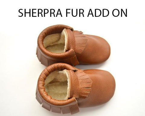 ADD ON- SHEPRA FUR LINING