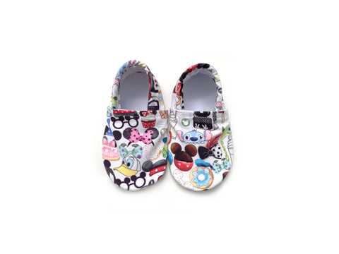 Disney Swim Booties