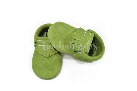 Forest Moccasins