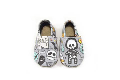 LIMITED EDITION HALLOWEEN ORGANIC BOOTIE