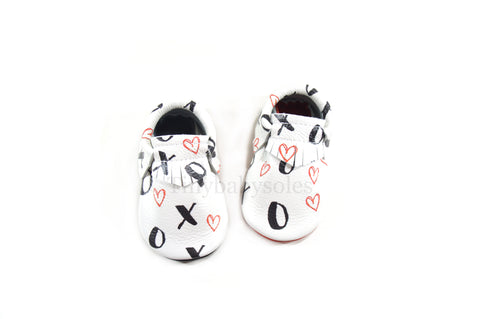 Limited Edition- XO Moccasins
