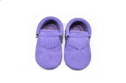 Heather Moccasins