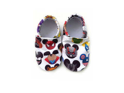 Marvel Mickey Swim Booties