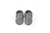 Gray Moccasins
