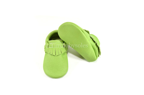 Pear Moccasins