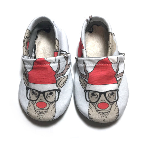 Hipster Rudolph Organic Bootie