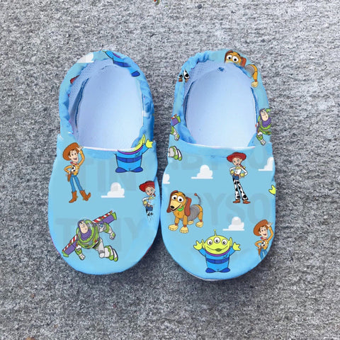 LIMITED TOY STORY SWIM BOOTIES