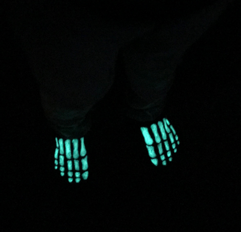 ADD ON- GLOW IN THE DARK (HALLOWEEN DROP ONLY)