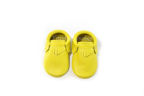 Yellow Moccasins