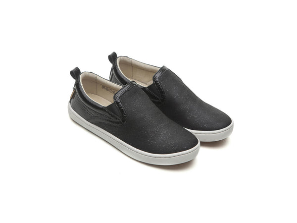 Tênis Straw Black Galaxy Tip Toey Joey - 27, 29