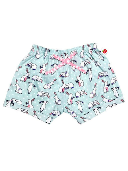 Shorts Dolly Mint Bun Bun - Baby & Kids