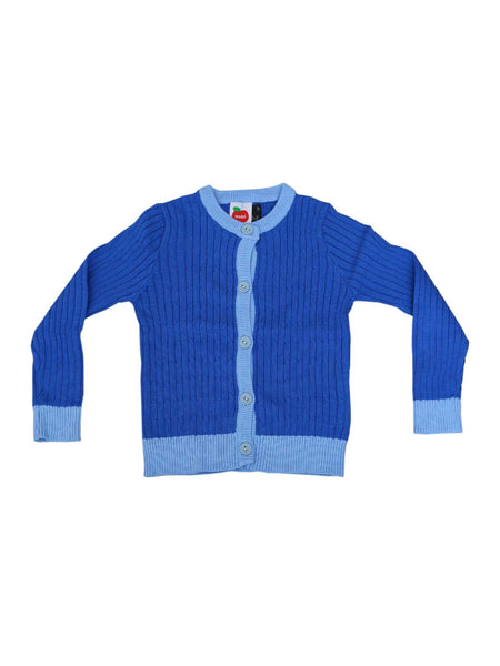 Cardigan Maxine French Blue - ULTIMAS UNIDADES 2A, 3A, 4A E 11A