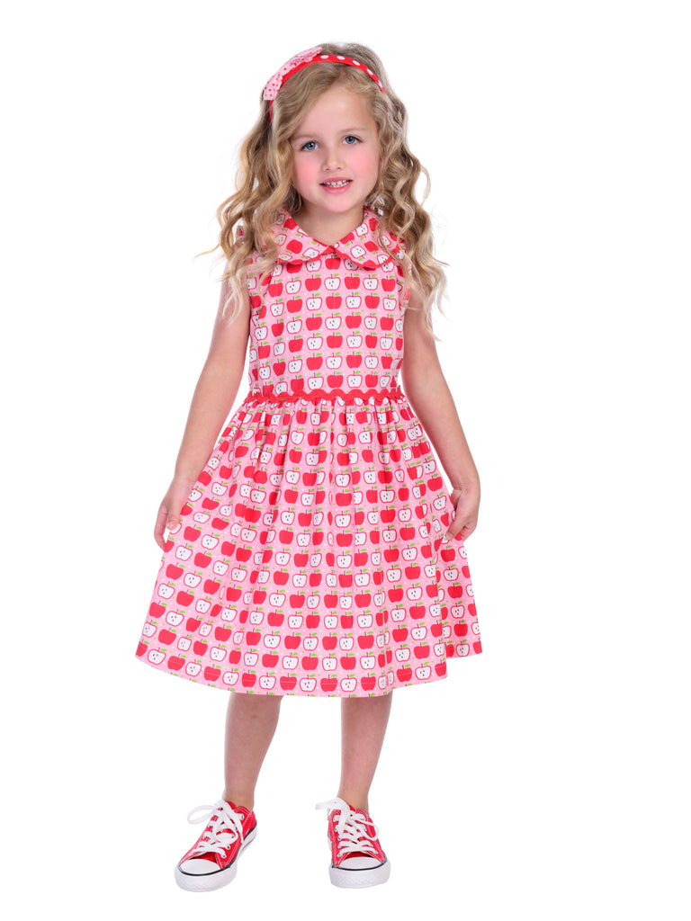 Vestido Millicent Apple Dress
