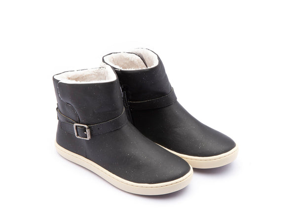 Bota Chill Black Galaxy Tip Toey Joey - ÚLTIMAS 32