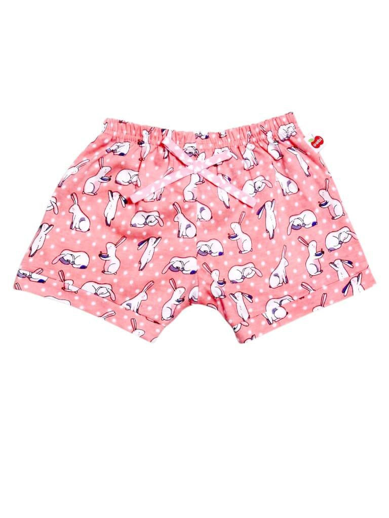Shorts Dolly Blush Bun Bun - Baby & Kids