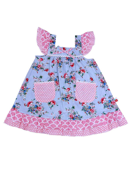 Vestido Holly Floral Dress - ULTIMAS UNIDADES 6M & 3A
