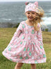 Vestido Mia Pink Kitty Dress