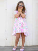 Vestido Mika Pink Kitty Dress