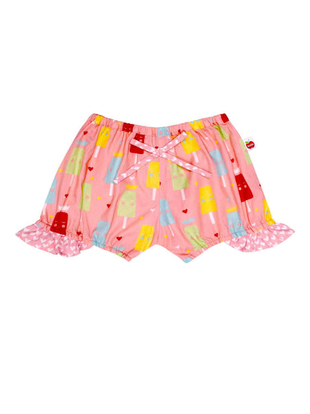 Short Sugar Picolé  Strawberry 6M última peça
