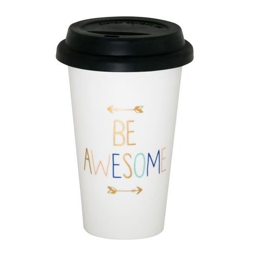 Thermal Mug - Be Awesome