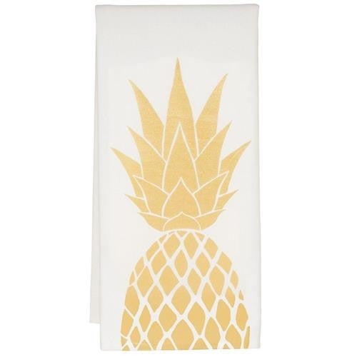 Tea Towel - Pineapple