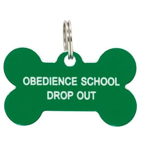 Pet Tag - Drop Out